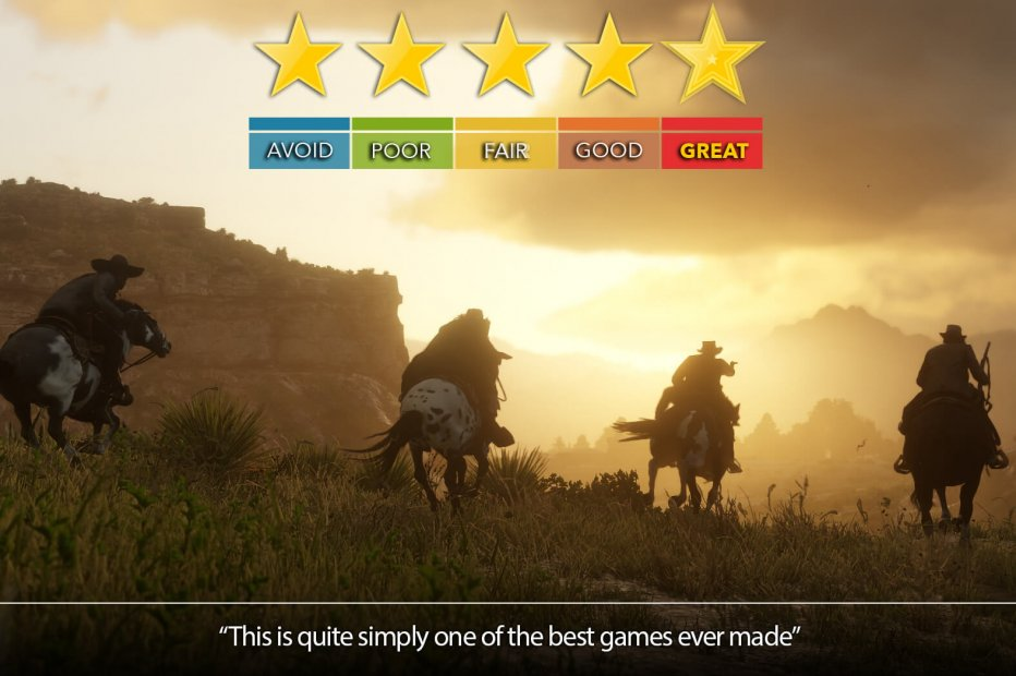 Red Dead Redemption II Review – Wokeback Mountain
