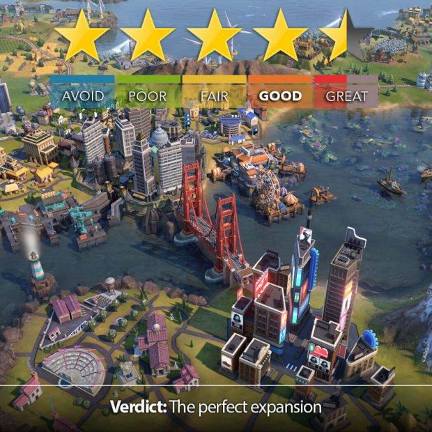 Civilization VI: Gathering Storm Review – The Perfect Storm | PC