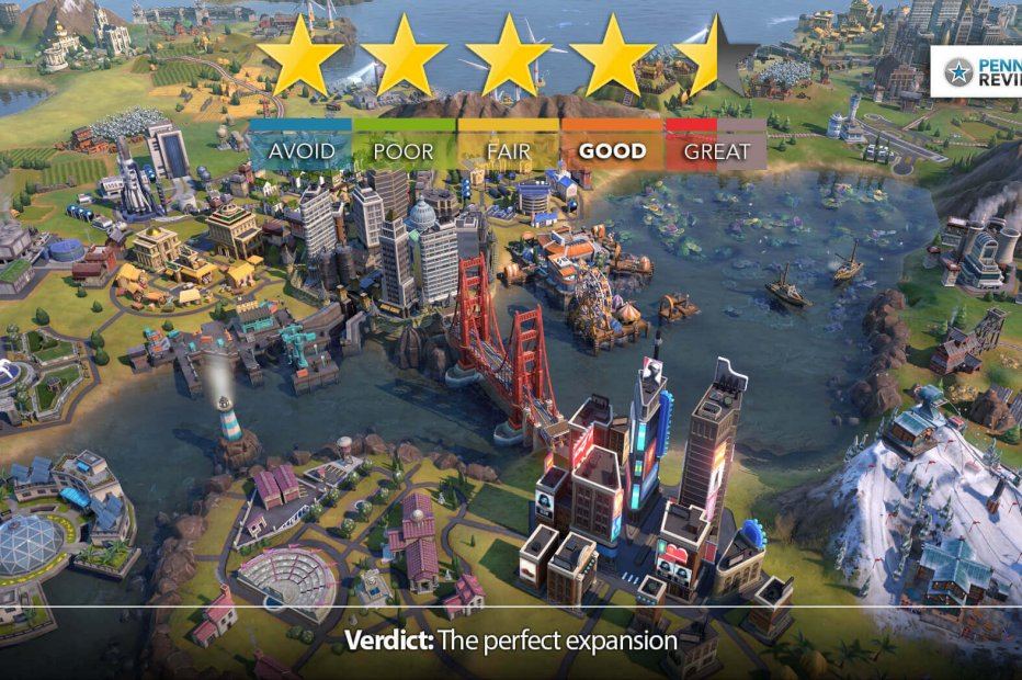 Civilization VI: Gathering Storm Review – The Perfect Storm | PC
