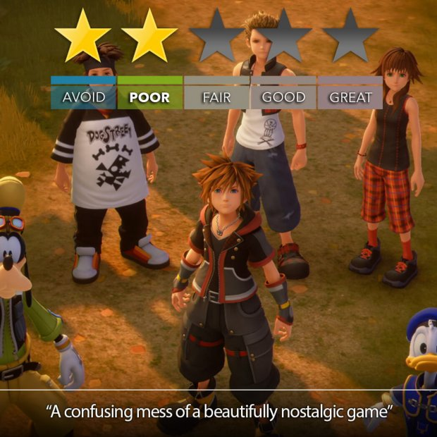 A Newcomer's Kingdom Hearts 3 Review
