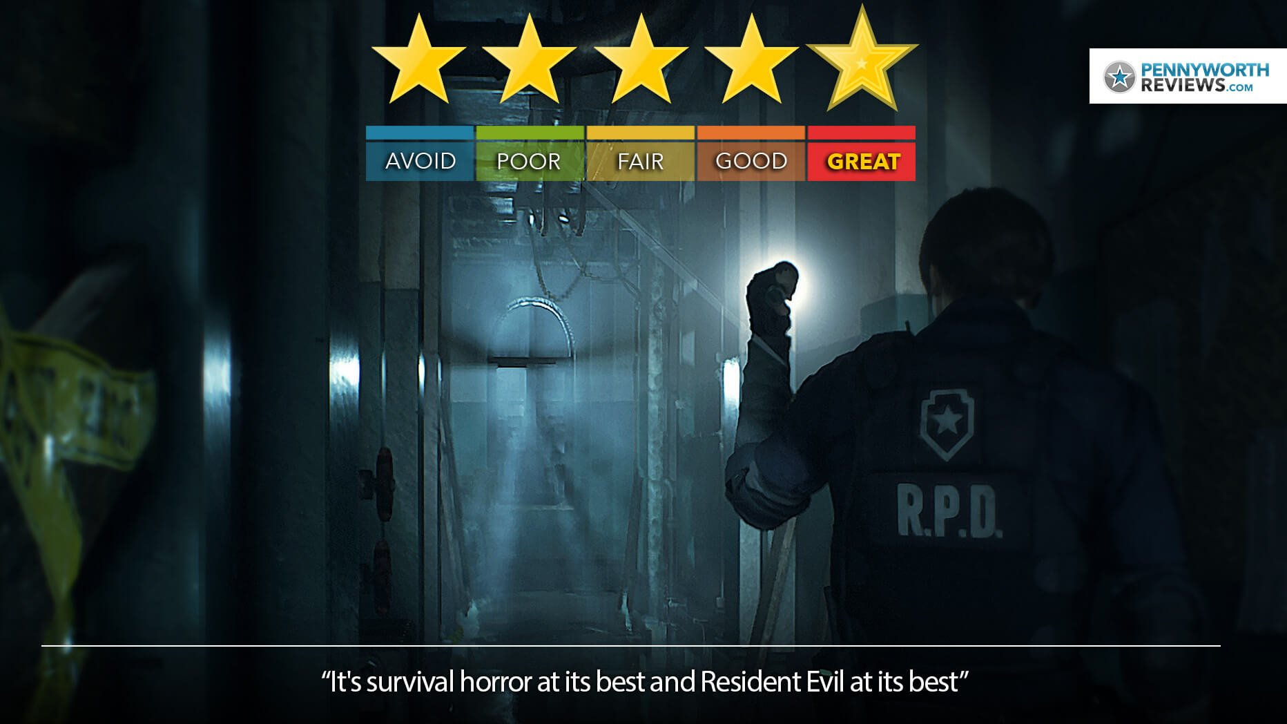 Resident Evil 2 Review – The Dark Night