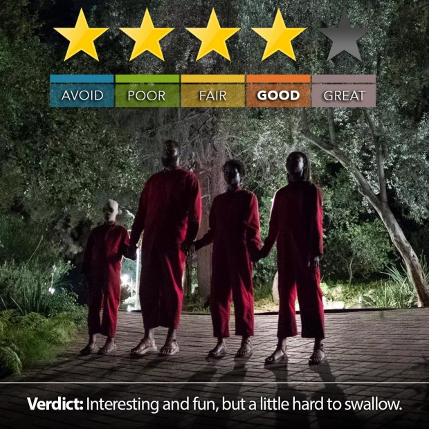 "Jordan Peele's ""Us"" – Spoiler-Free Film Review"