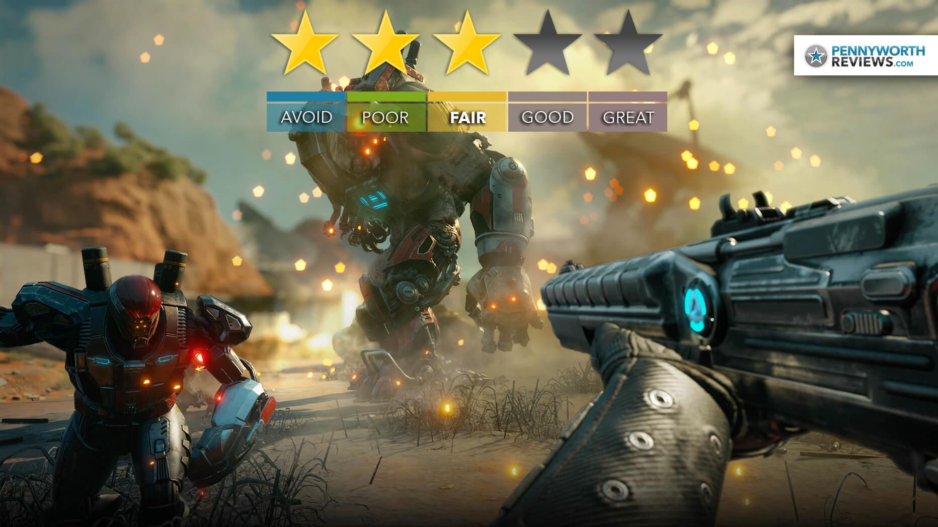 Rage 2 Review – Far-Crysis