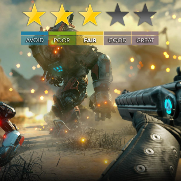 Rage 2 Review – Far-Crysis