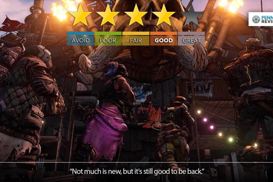 Borderlands 3 Review   Sci-pocalypse Now!