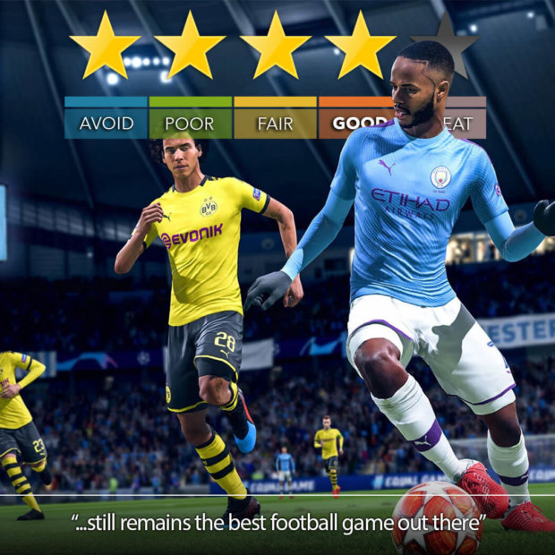 FIFA 20 Review – Deja View