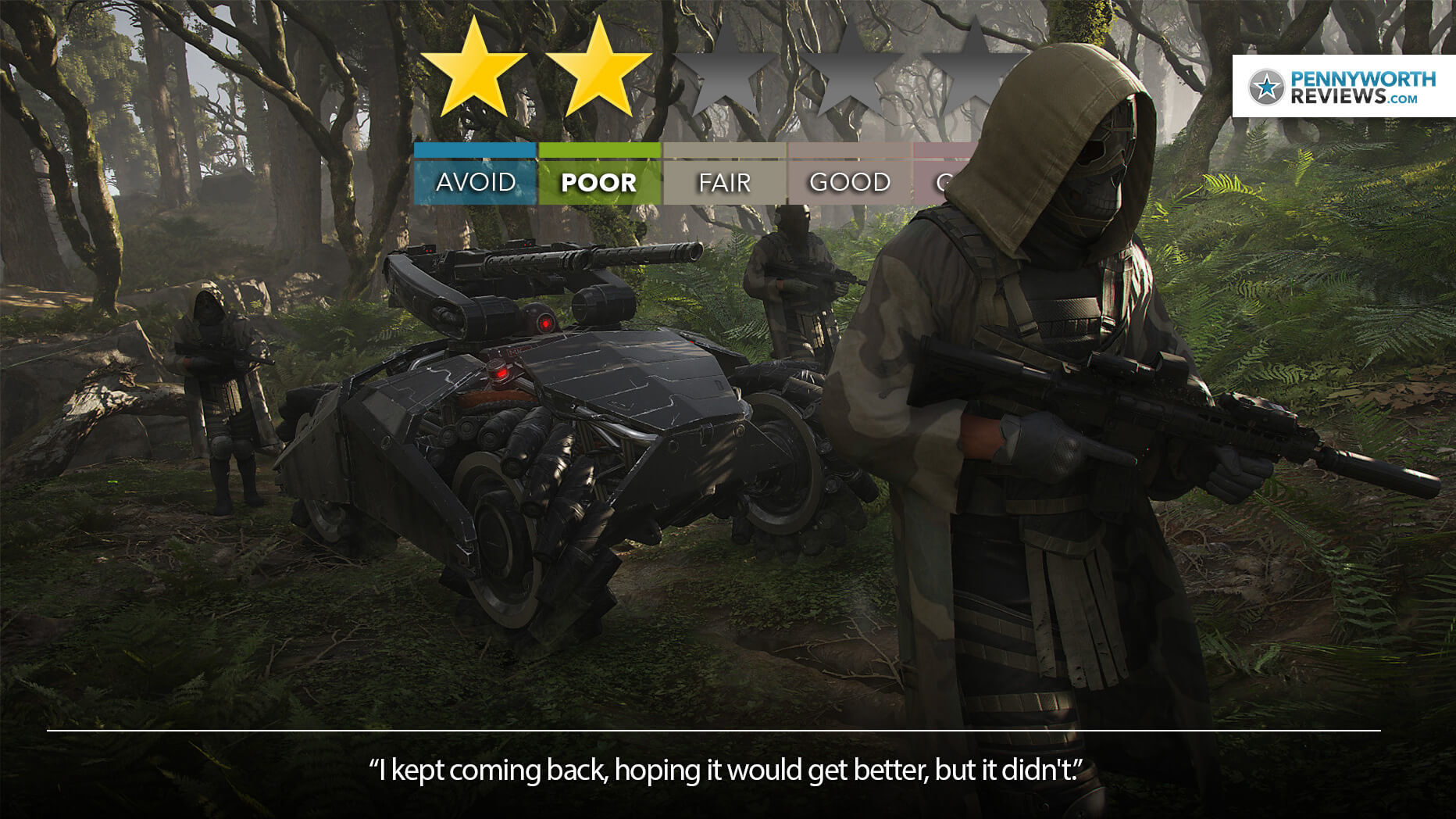 Tom Clancy's Ghost Recon Breakpoint Review | Cheque Point
