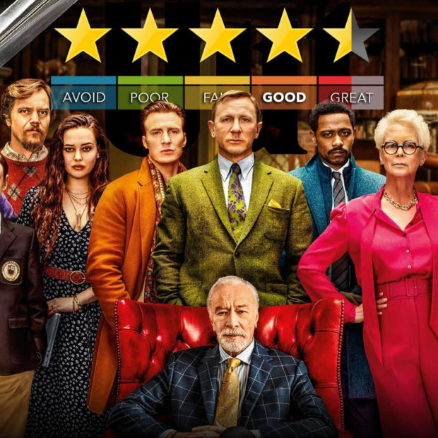 Knives Out – Film Review | An Entertaining Whodunnit With A Great Cast