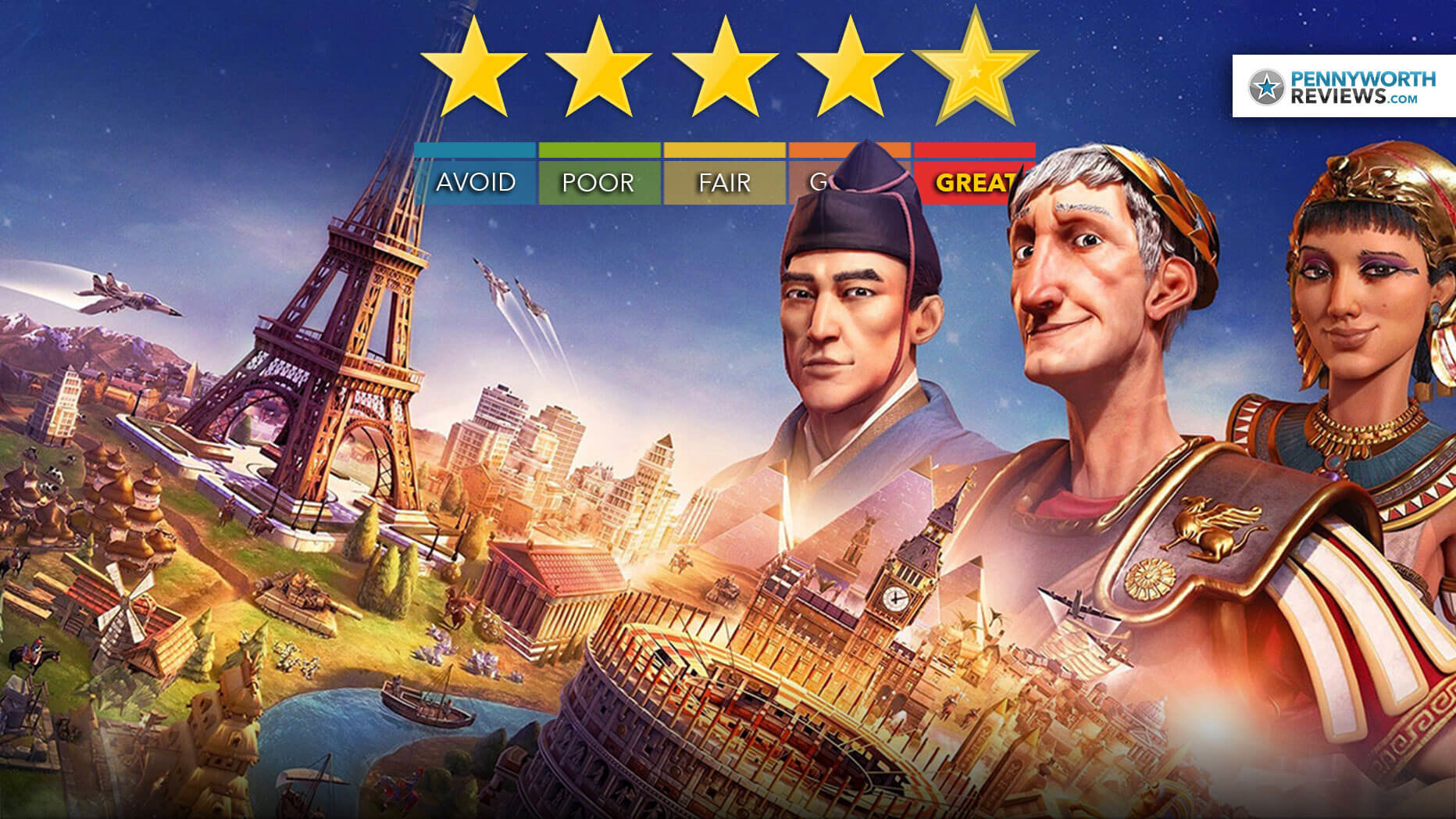 Civilization VI On Console Is Still Great   Xbox One Review