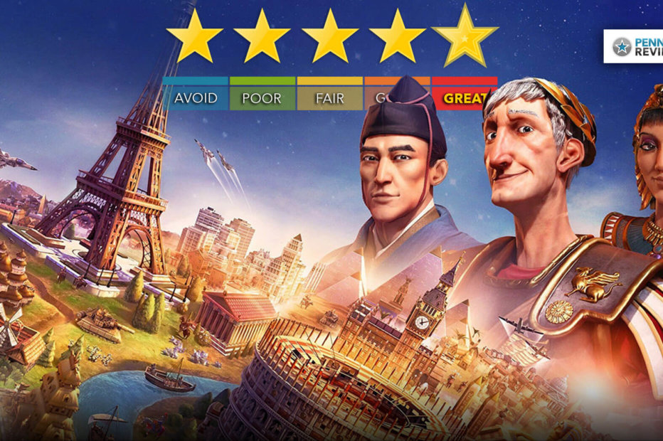 Civilization VI On Console Is Still Great | Xbox One Review
