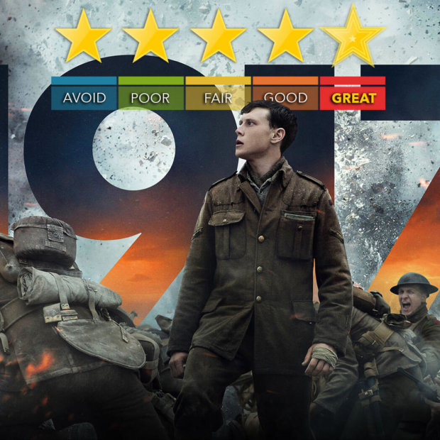 1917 Is The Must-See Cinematic Experience Of The Year | Review