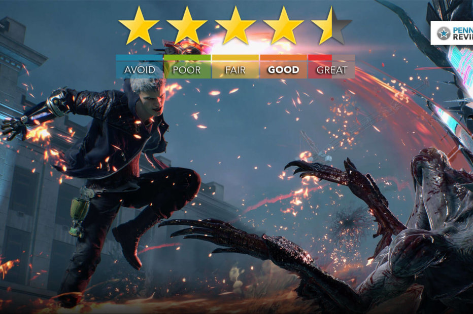 DEVIL MAY CRY 5's Characters Are Way Cooler Than You | Review
