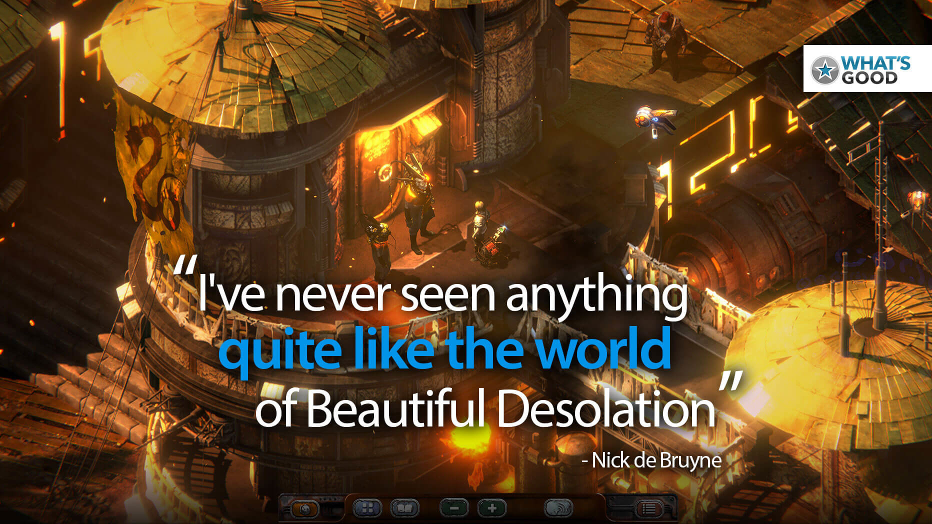 Beautiful Desolation Blends Old-School Gaming With Truly Fresh Sci-Fi  | PC Game Review (Final)