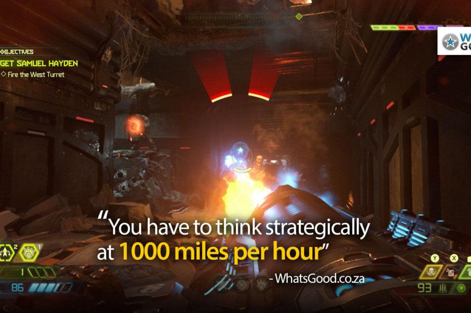 DOOM Eternal Xbox One S Review – IDDQD or IDGAF?