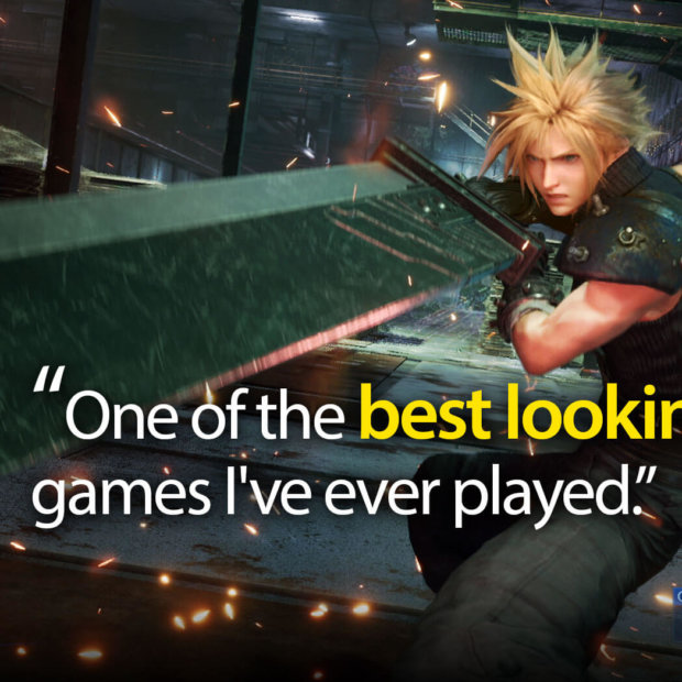 Final Fantasy 7 Remake Review – TIFA 2020