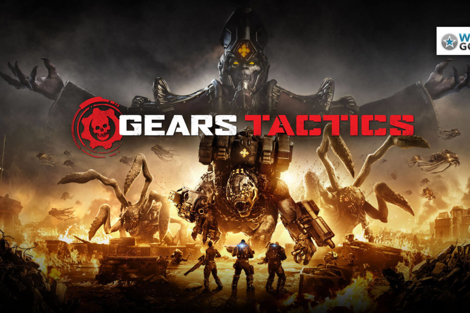 Gears Tactics | PC Game Review
