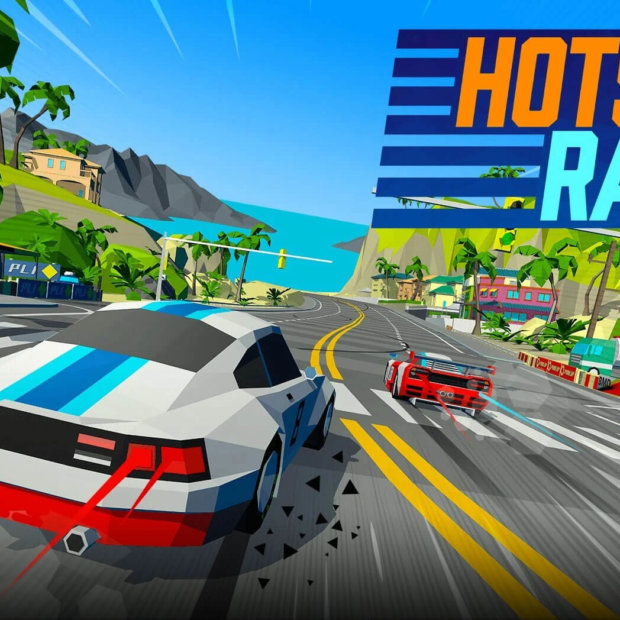 Quick-Look Review: Hotshot Racing – Glorious Old-School Arcade Racing! (Game Pass)