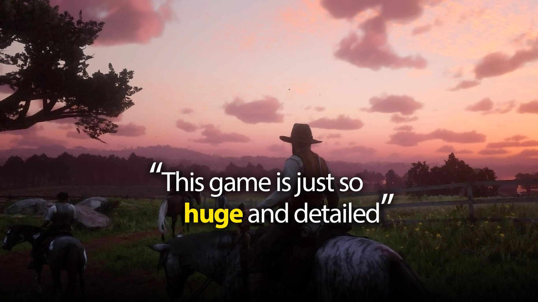 I've Played RDR2 For 3 Straight Weeks And…